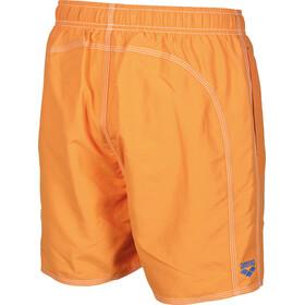 arena Fundamentals Solid Boxer Hombre, tangerine-royal
